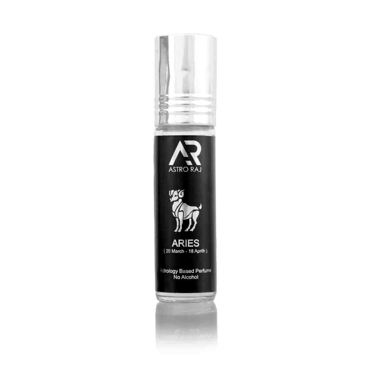 Aries Zodiac Sign Natural Fragrance Roll On Perfume
