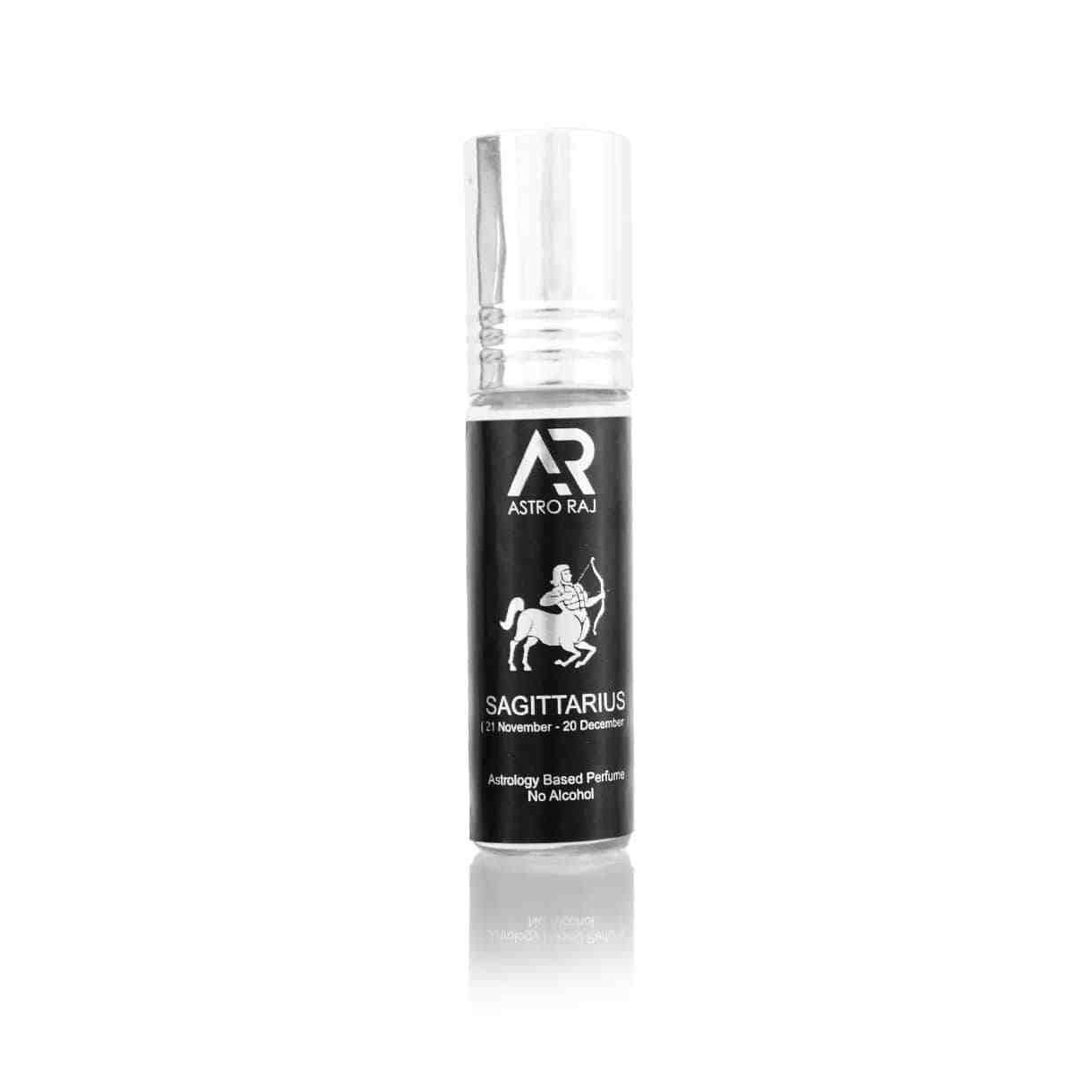 Sagittarius Zodiac Sign Roll-On Perfume