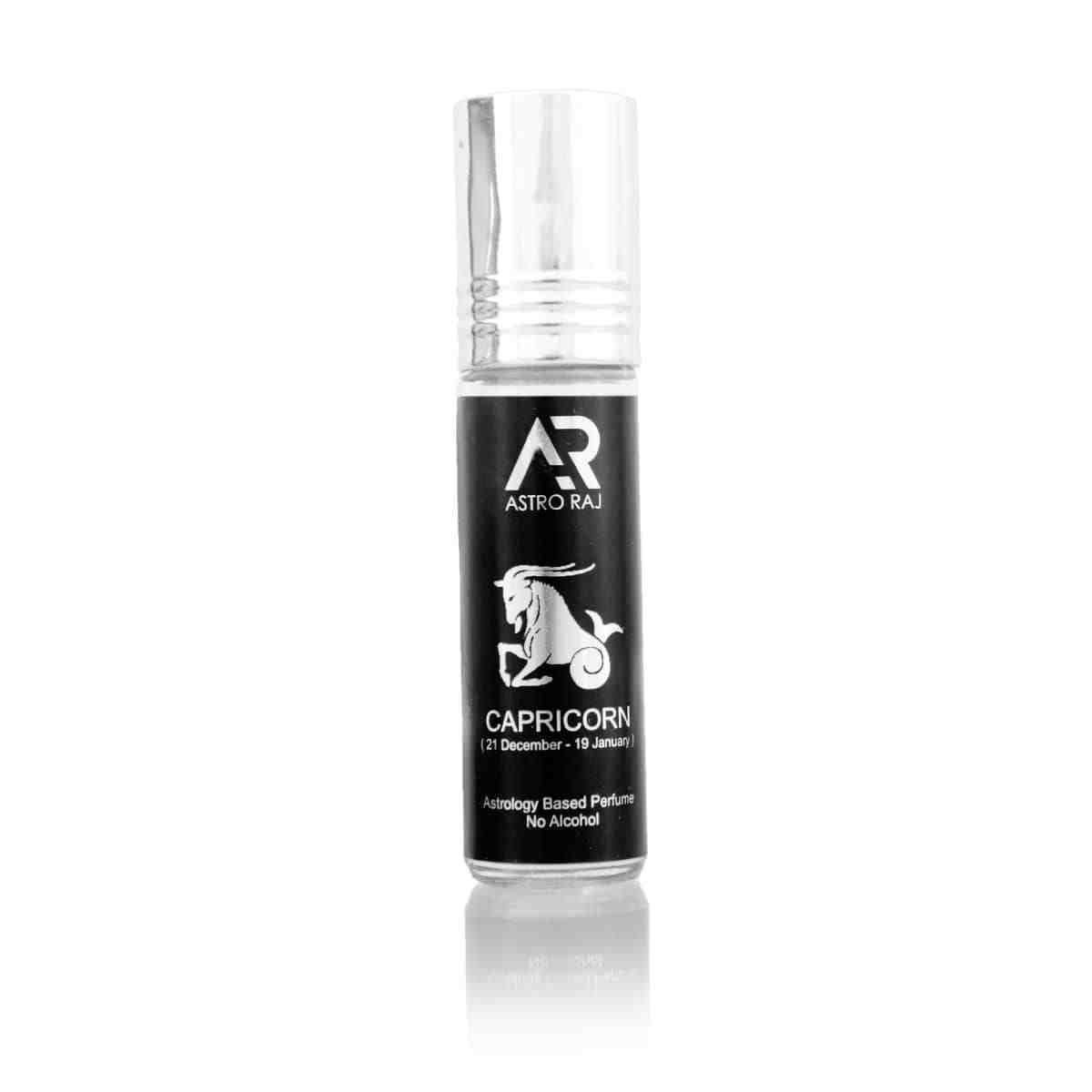 Capricorn Zodiac Sign Natural Fragrance Roll-On Perfume
