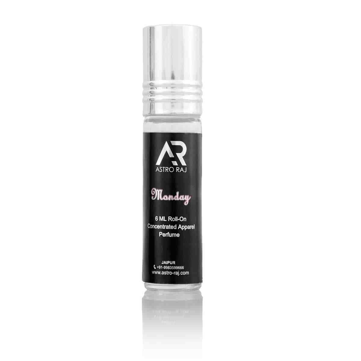 Monday Working Special Natural Fragrance Roll-On Perfume