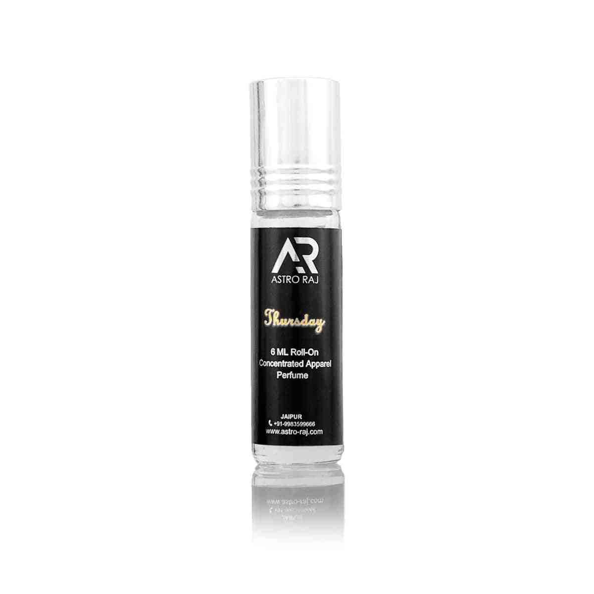 Thursday Special Natural Fragrance Roll-On Perfume