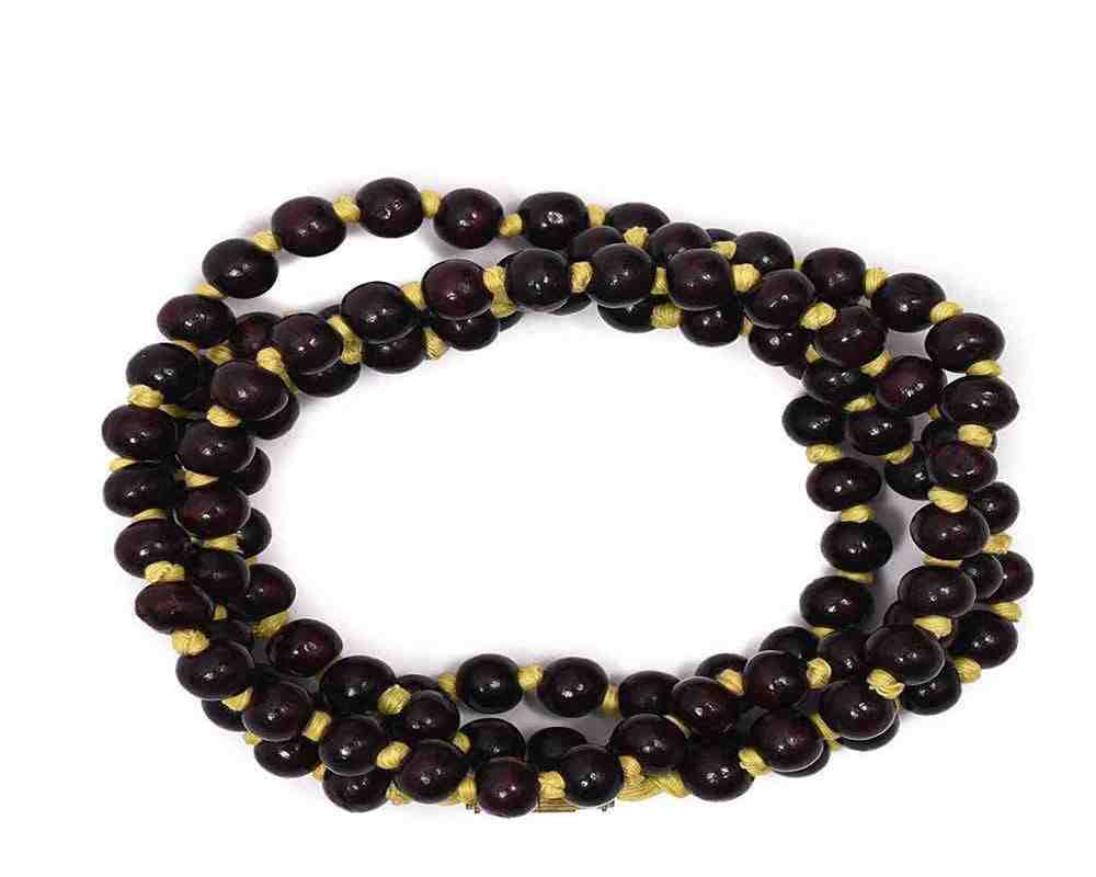 Handcrafted Chandan Mala for Japa