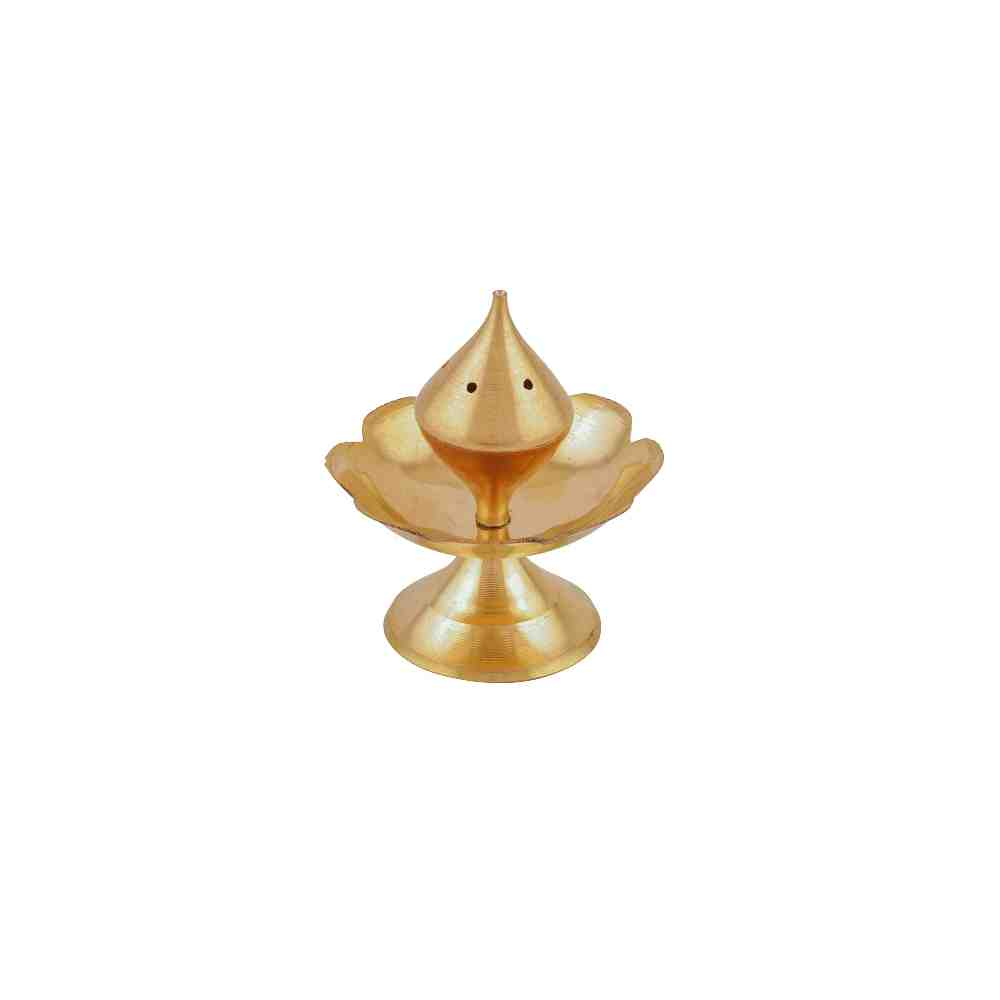 Agarbatti Stand Oval Flower Design
