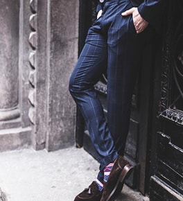 Customized Men's Trousers