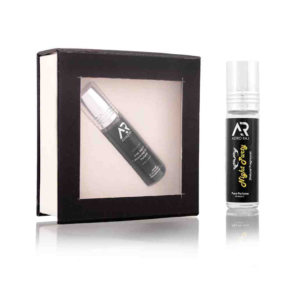 Night Party Special Natural Fragrance Roll-On Perfume